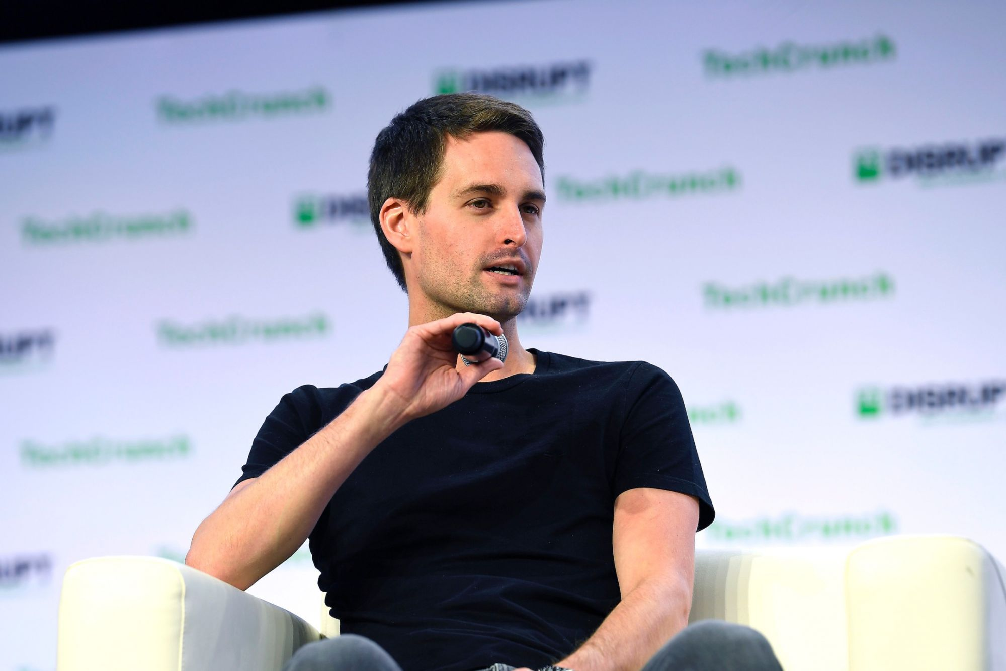Snap CEO Evan Spiegel Says TikTok Could Be Bigger Than Instagram