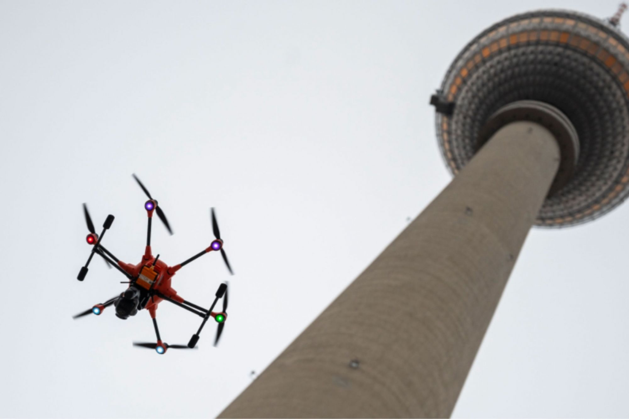 Drones May One Day Deliver Your Ben & Jerry's Ice Cream