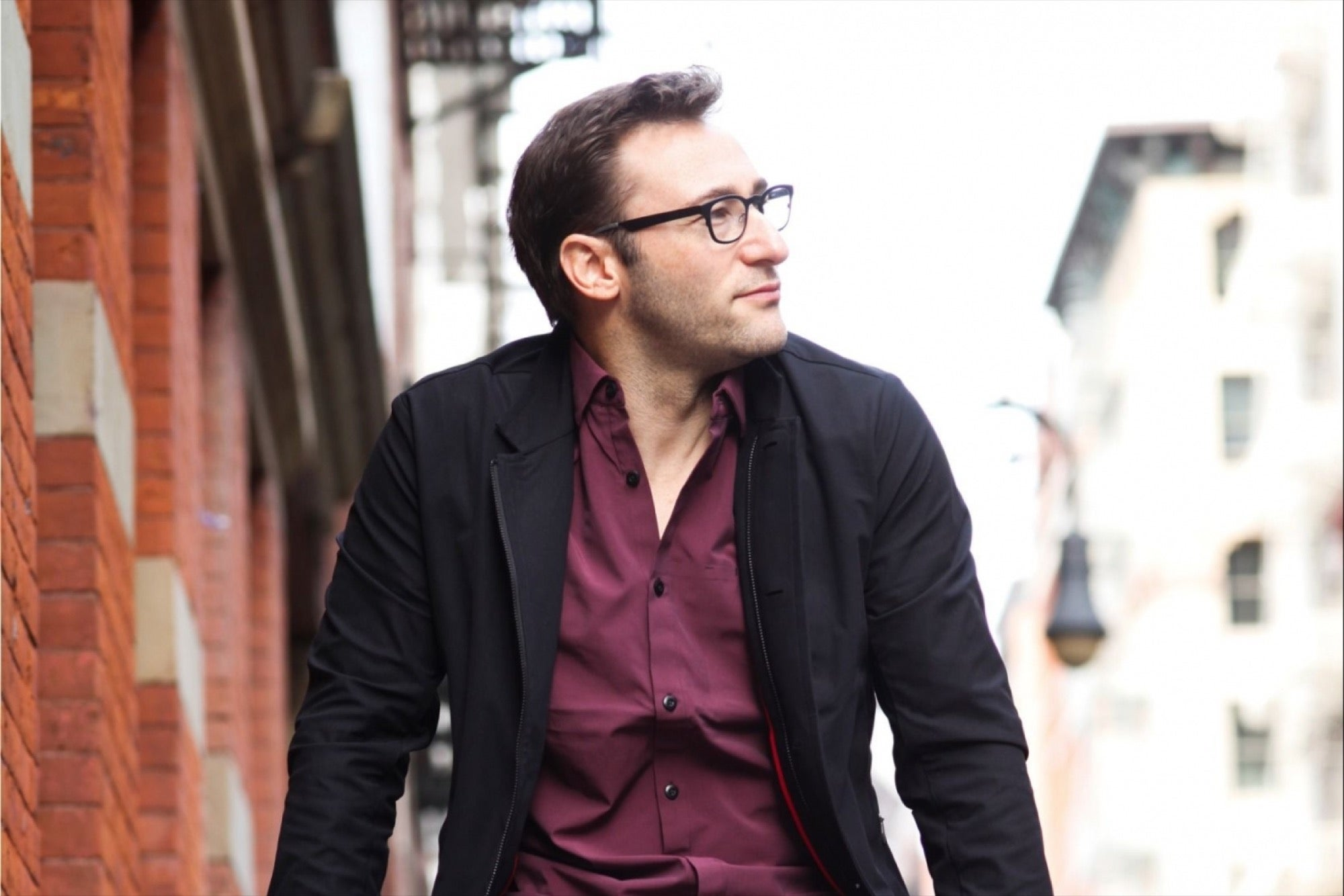 An Inspiring Discussion With Simon Sinek About Learning Your 'Why'