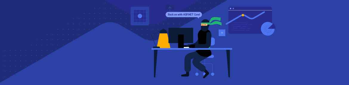 Telerik UI for ASP.NET Core Monthly Update April 2020