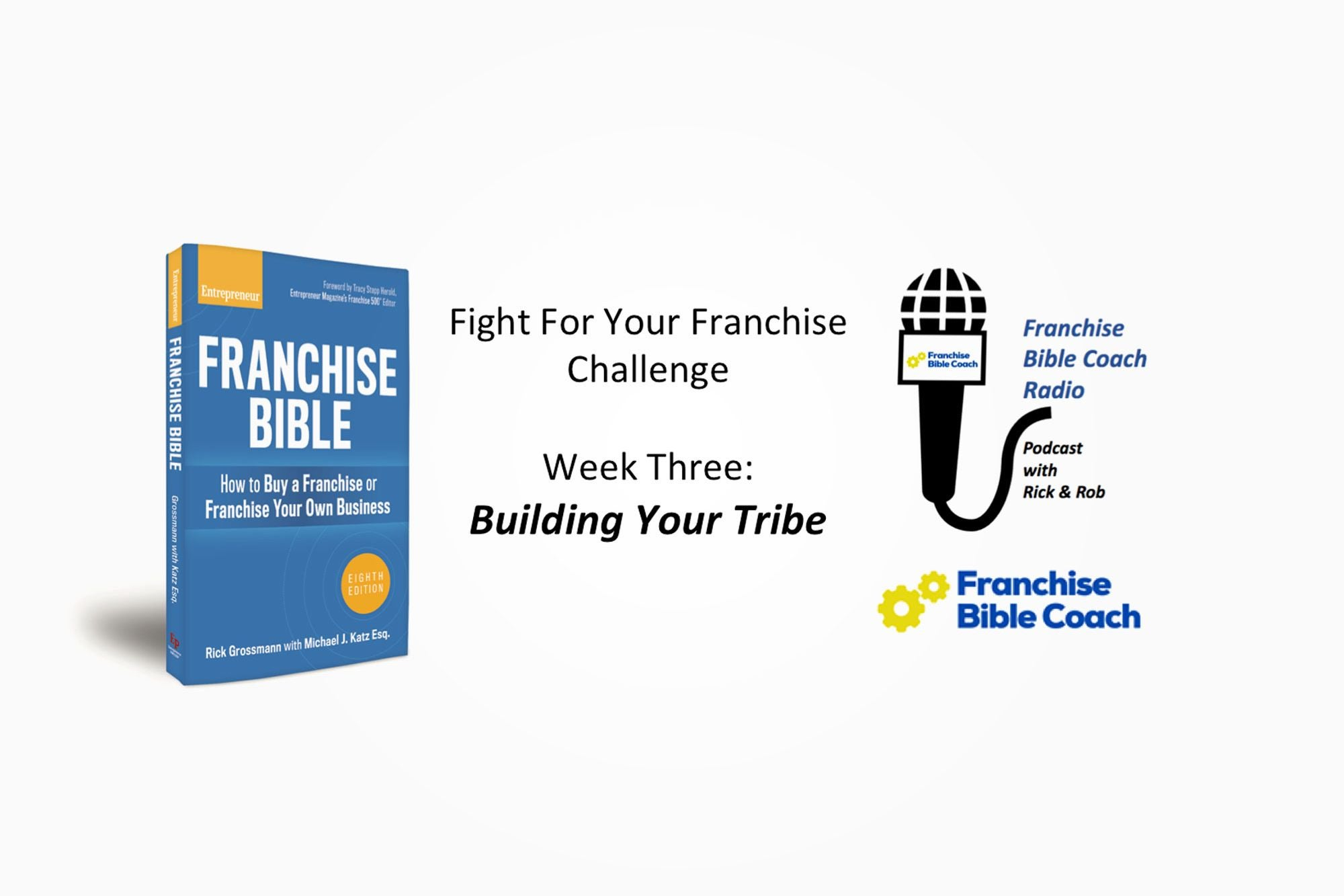 Fight for Your Franchise Challenge, Week 3: Building Your Tribe