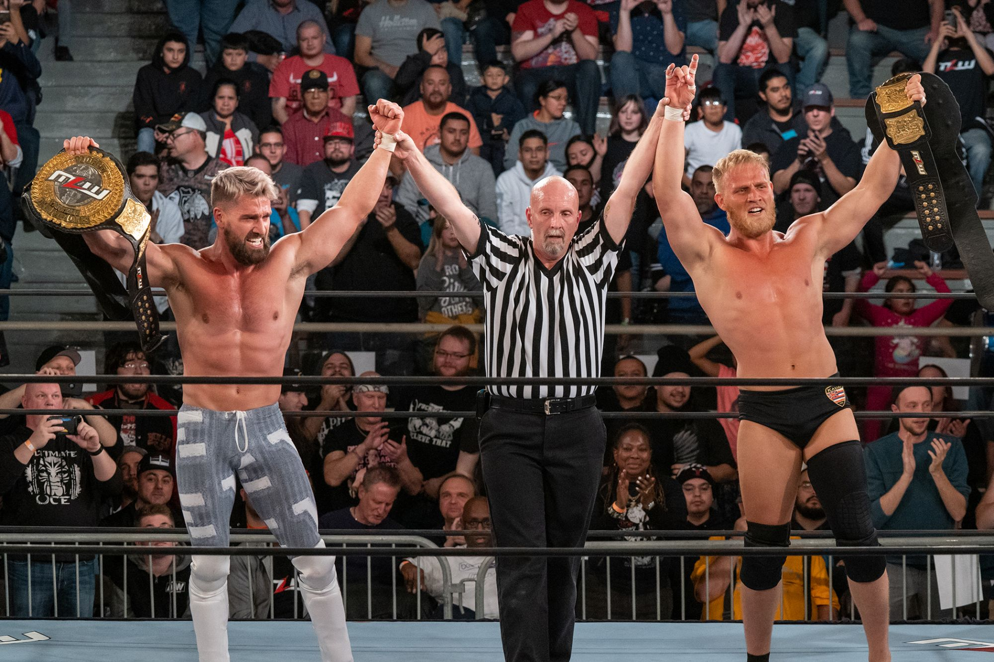 How a Mid-Size Wrestling Company Made Major Adjustments in the Empty-Arena Era