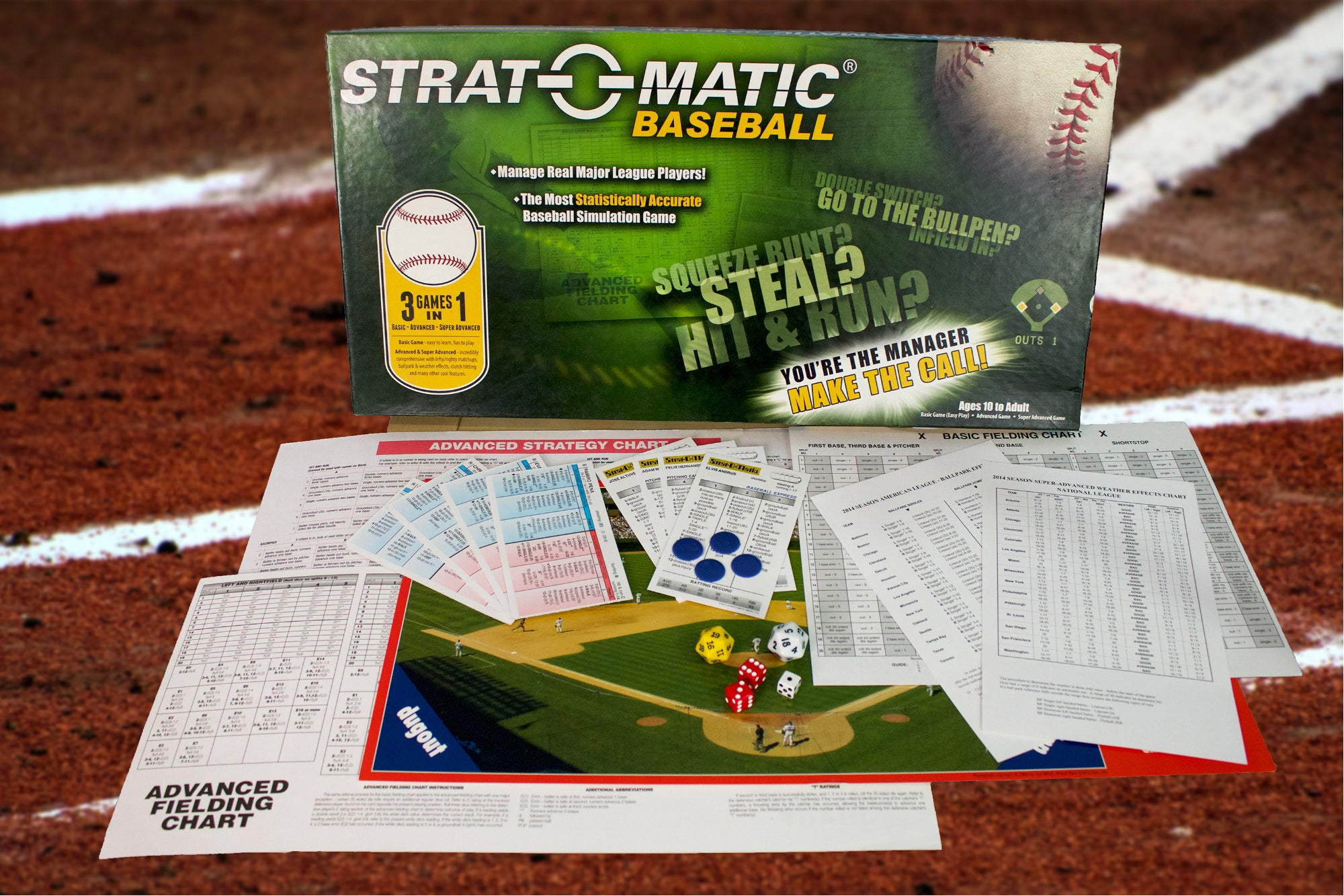 Strat-O-Matic's Surge in Demand Is No Fantasy