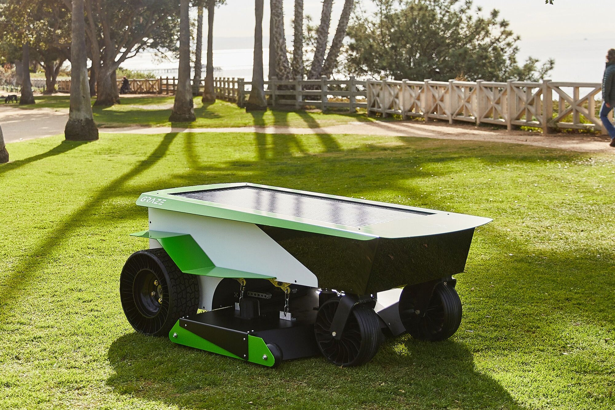 This Fully Autonomous Lawnmower Is Uprooting Commercial Landscaping