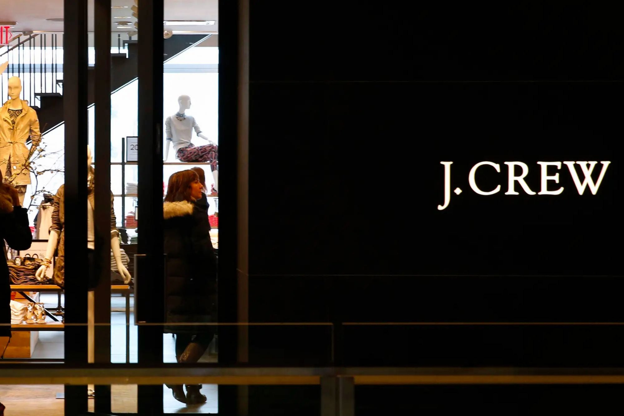 J. Crew Files for Bankruptcy, the First Major Retailer Pushed Over the Brink