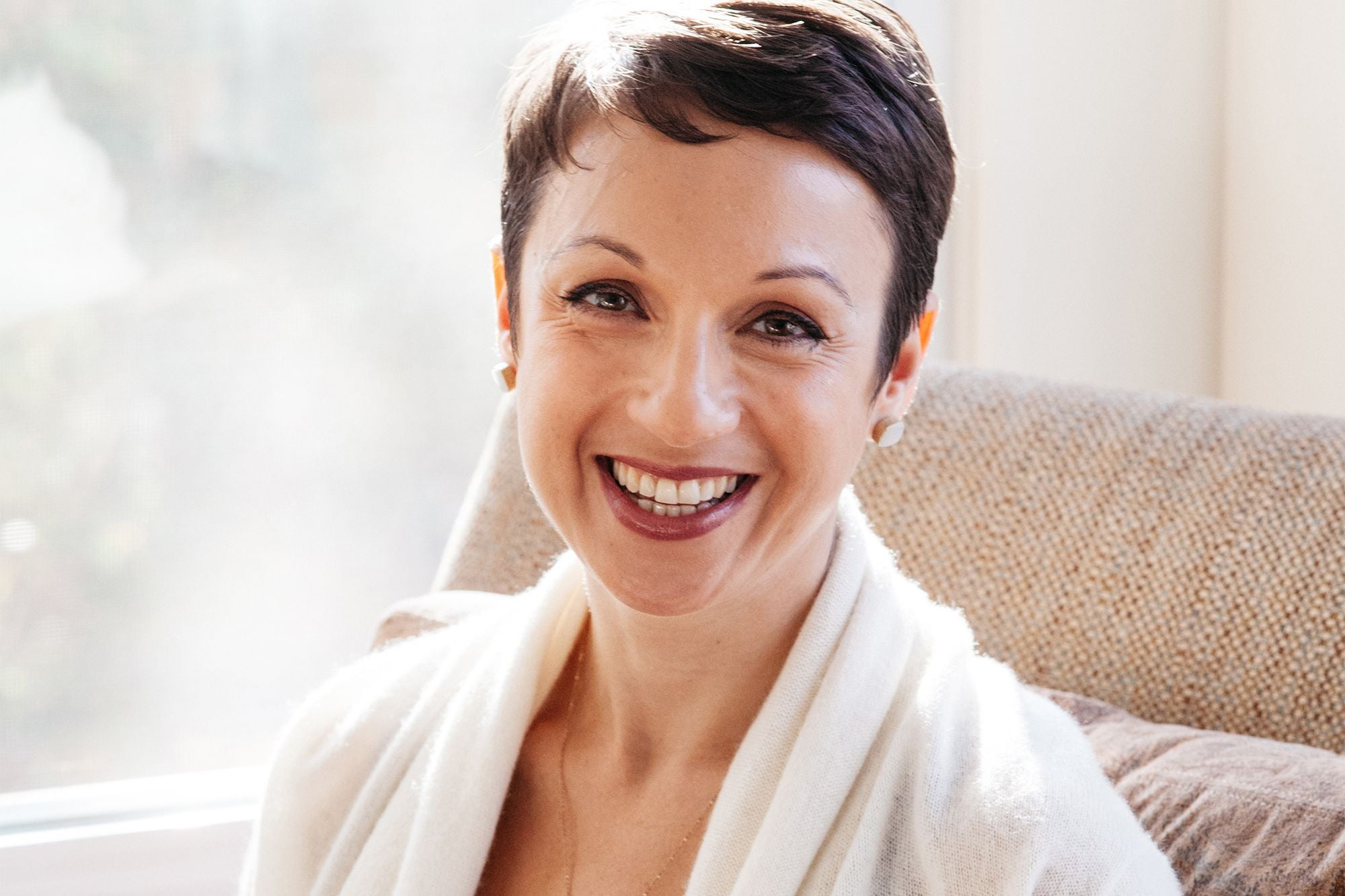 Happier Founder Nataly Kogan Knows We Can All Still Be Happy