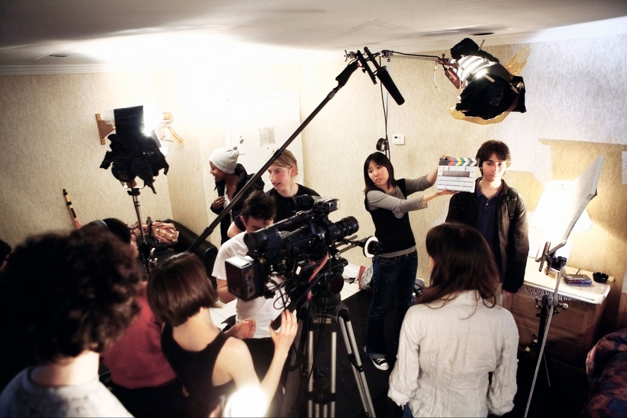 4 Lessons Entrepreneurs Can Learn From Filmmakers