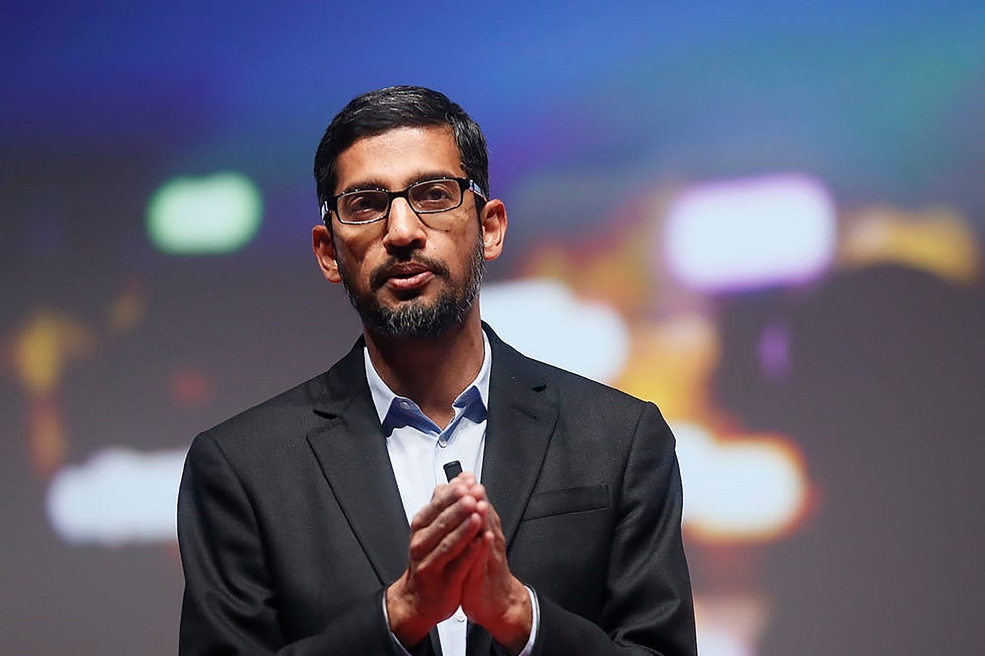 Google CEO Sundar Pichai Called for a Companywide Moment of Silence to Recognize George Floyd