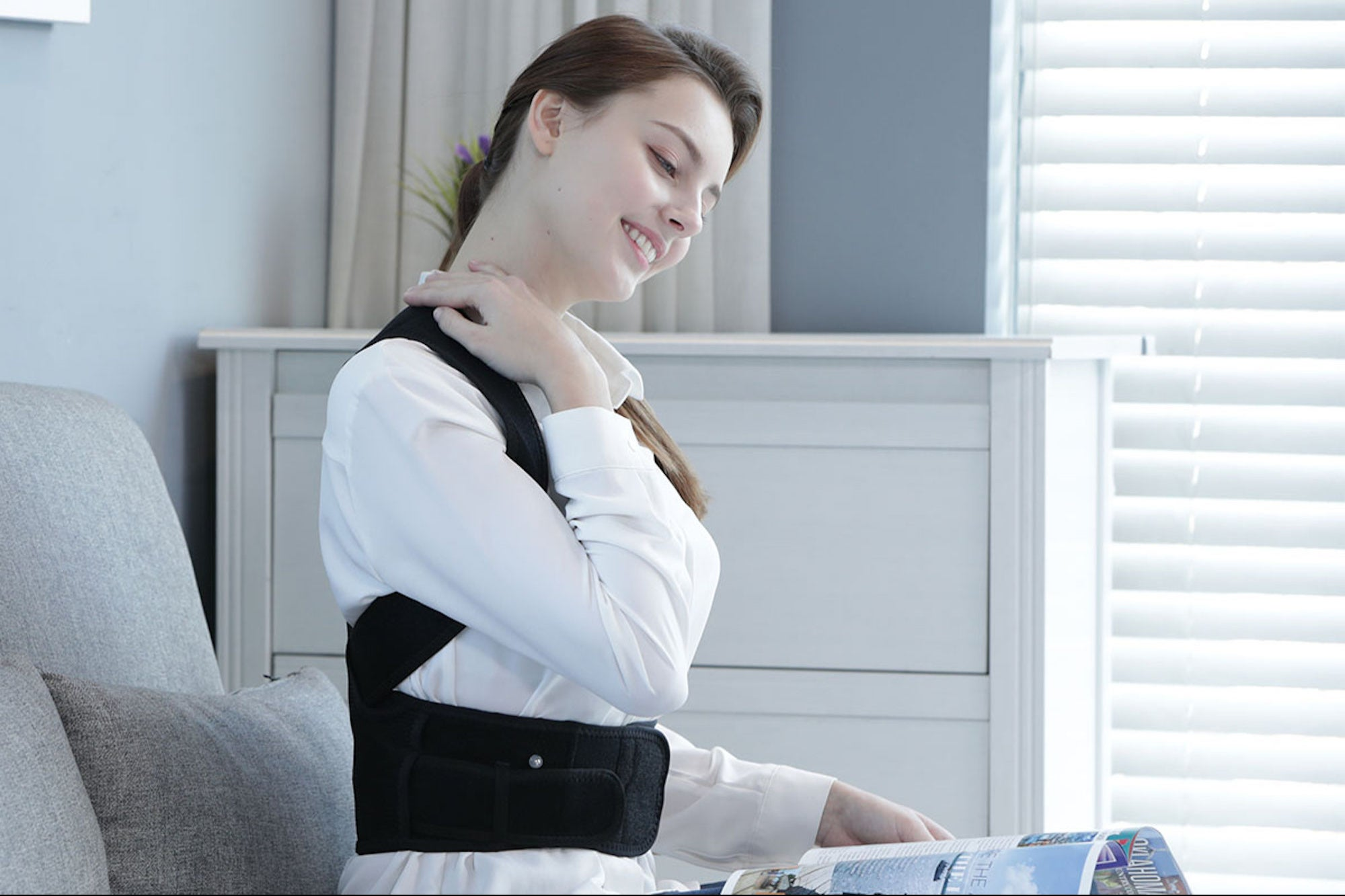 Is Your Posture Impacting Your Productivity? This Might Be the Solution.