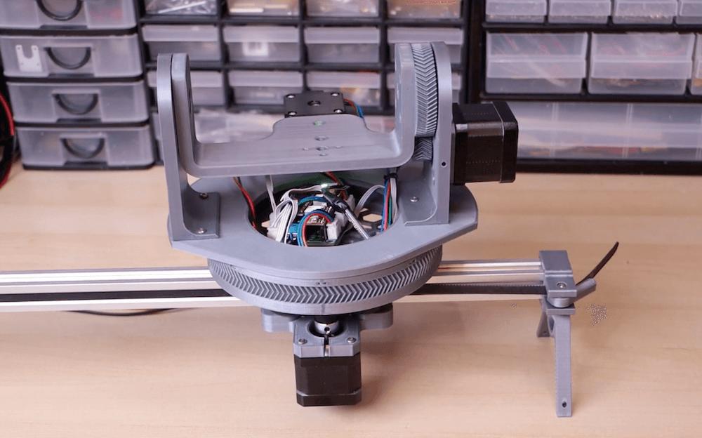 Camera Slider 2 - Electrogeek