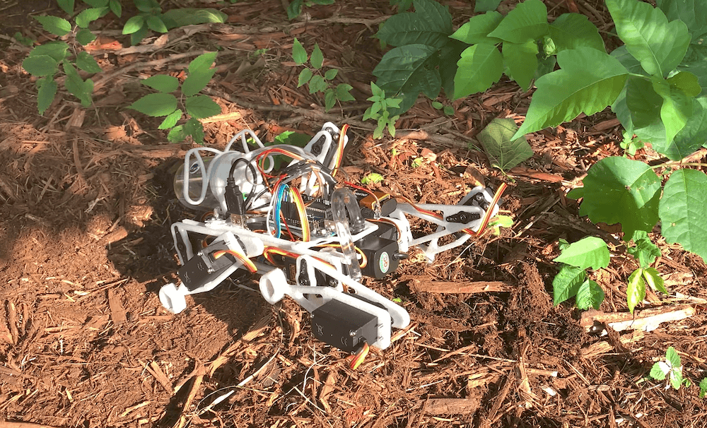 RoboPup2 - Electrogeek