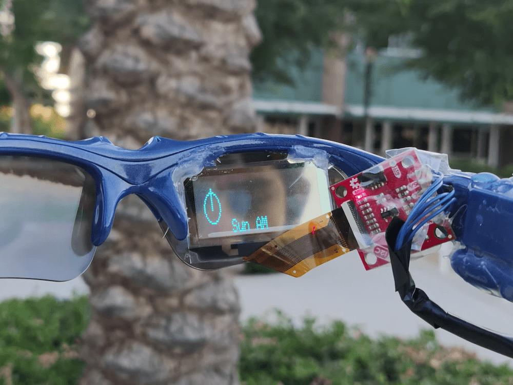 SmartGlasses1 - Electrogeek