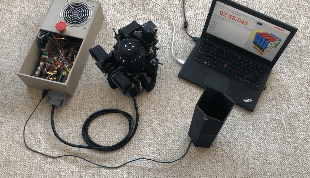 RubiksSolver 2 1 - Electrogeek