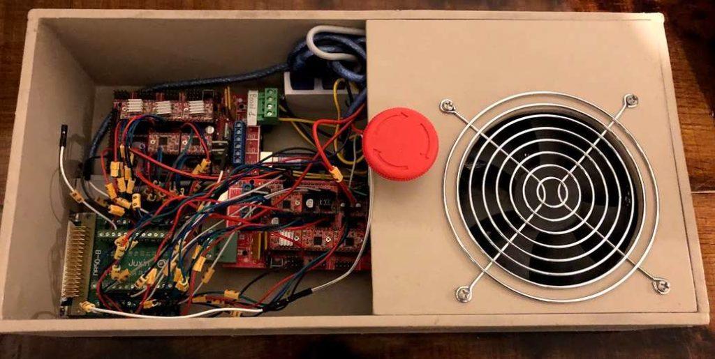 electronic cabinet 1 - Electrogeek