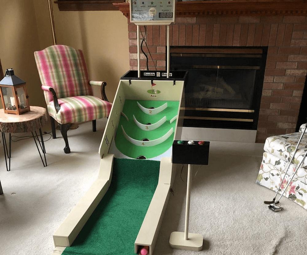 Golf Game - Electrogeek