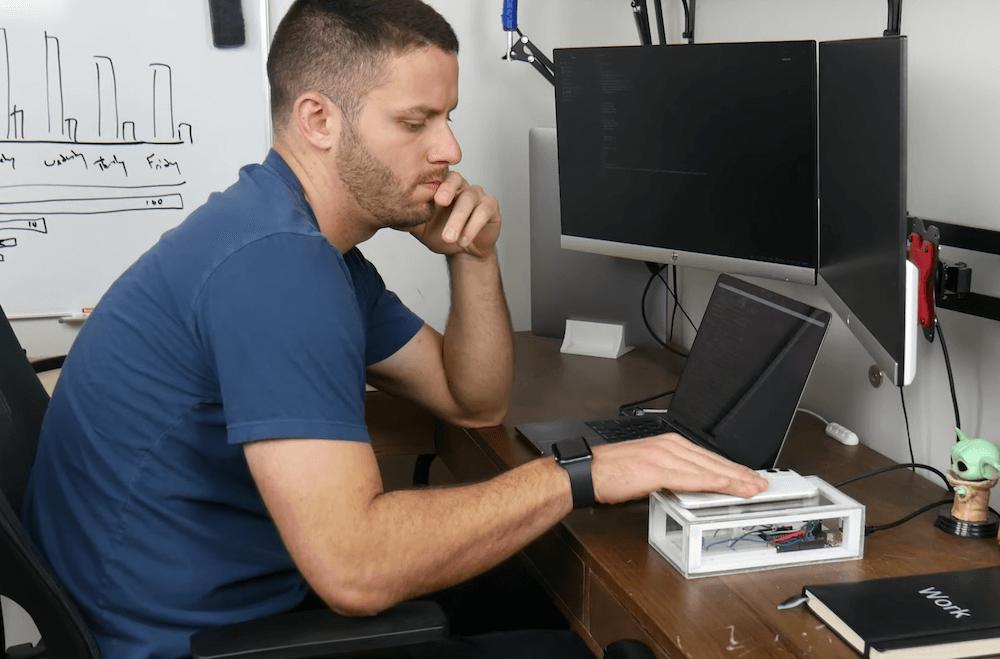PhoneDonationDevice - Electrogeek