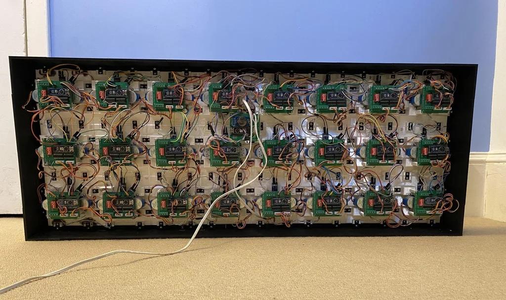 DigitalAnalog Clock - Electrogeek