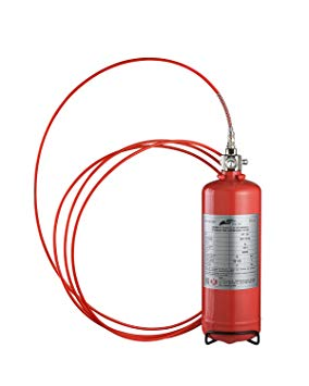 Extintores automáticos para Barcos