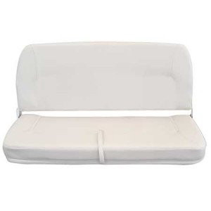 Asiento Plegable Blanco 900 mm