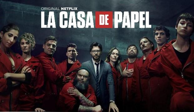Casa De Papel Saison 3 Braquage Imminent Sur Netflix