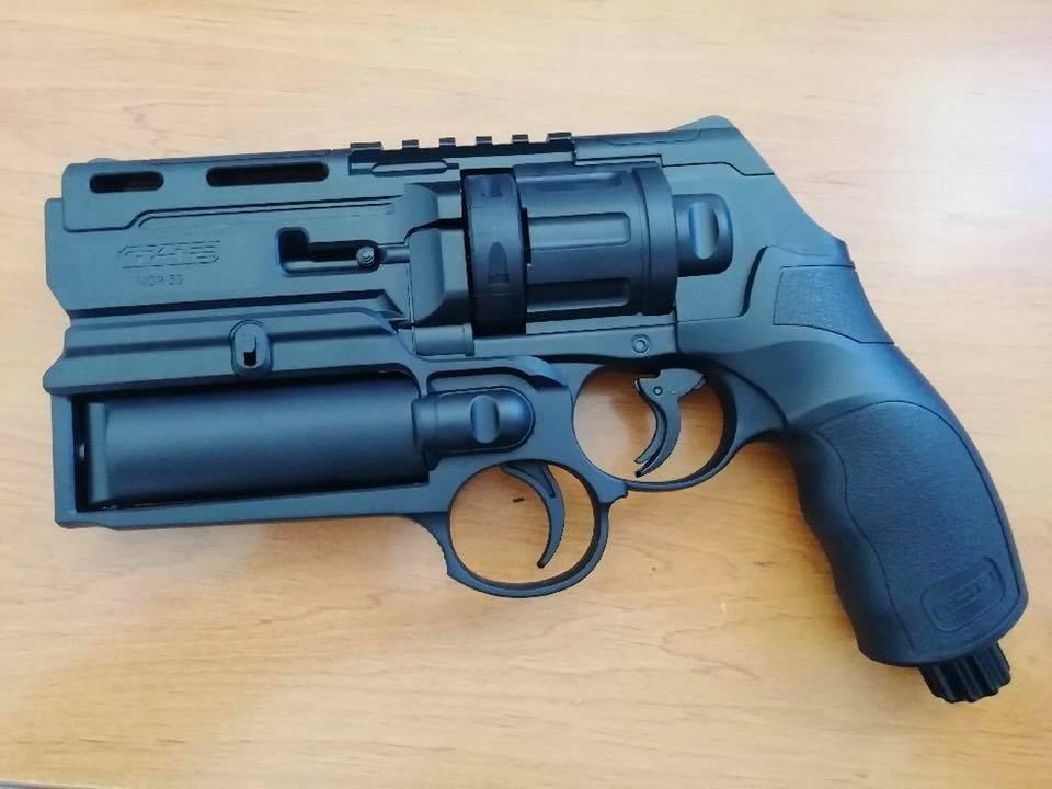 HDR 50 arme à balle caoutchouc