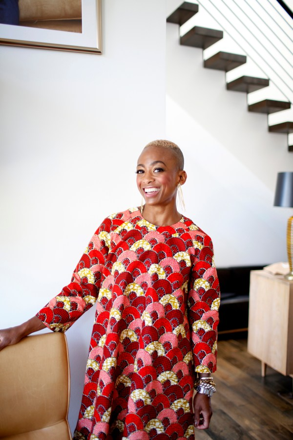 Designer Spotlight: The OULA Company CEO Erika Massaquoi