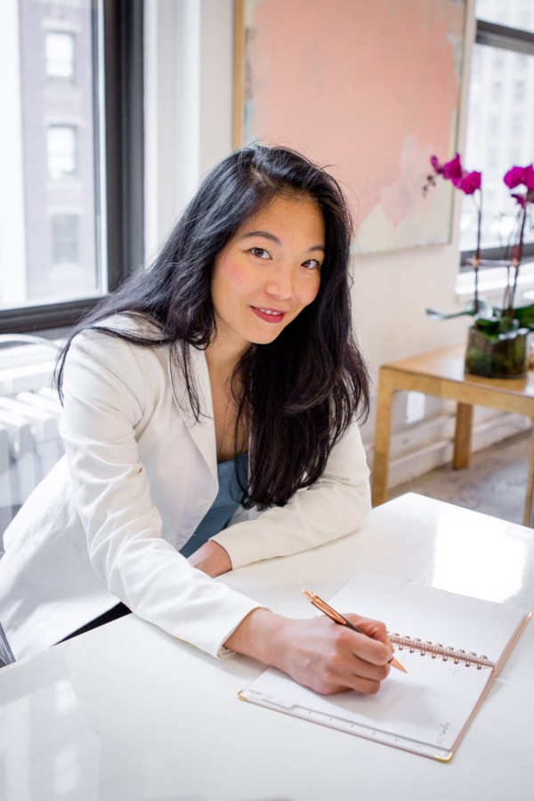 The Joys of an At-Home Dressing Room with Fairygodboss CEO Georgene Huang