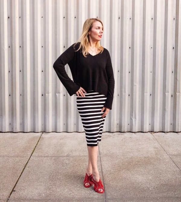 how-to-wear-a-pencil-skirt