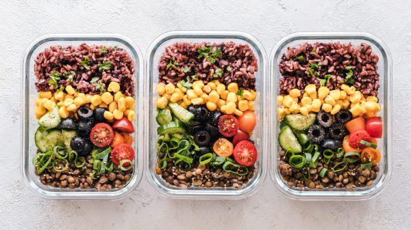 4 Easy Meal Prep Ideas For Work