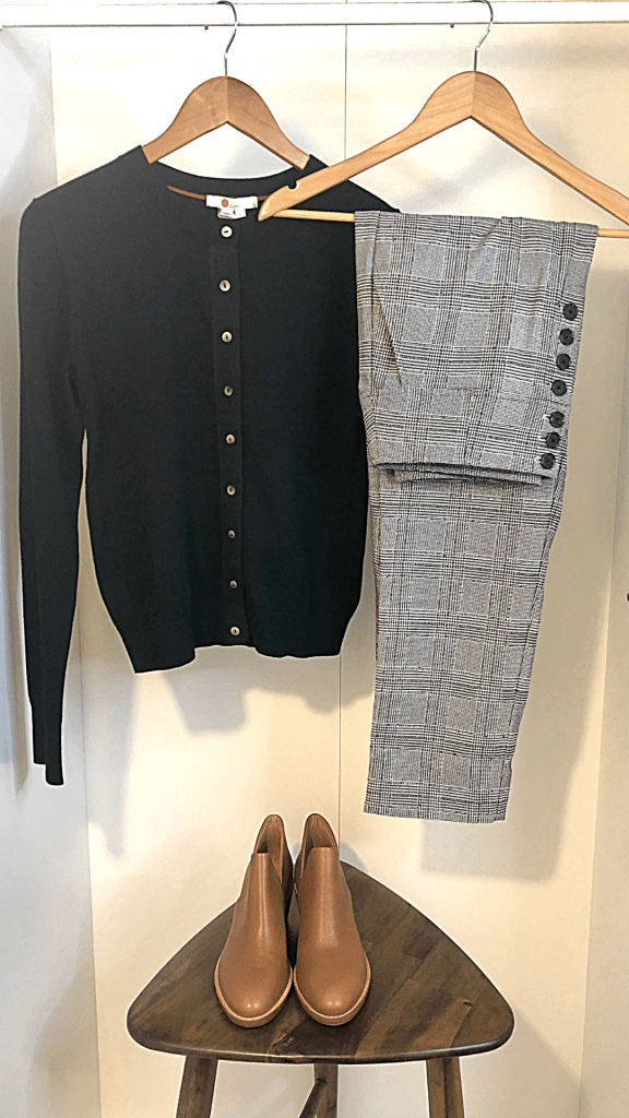 how to build a fall capsule wardrobe
