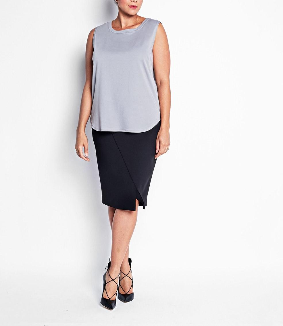 Of Mercer high end plus size women's clothing rental