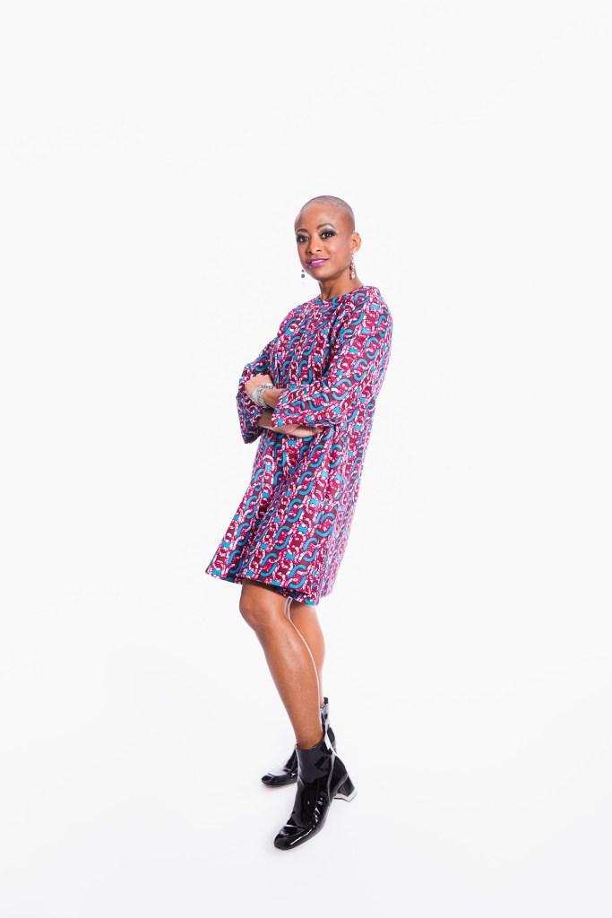 CEO Erika Massaquoi of The OULA Company