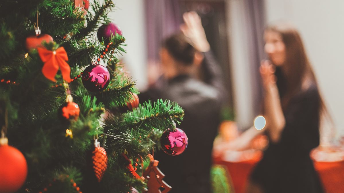 Celebrity and Personal Wardrobe Stylist, Kristie Jorfald has the 411 on how to crack the holiday party dress codes for all of your upcoming festivities!