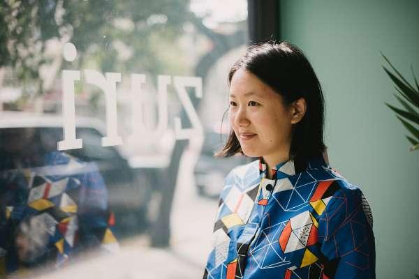 Sandra Zhao zuri clothing