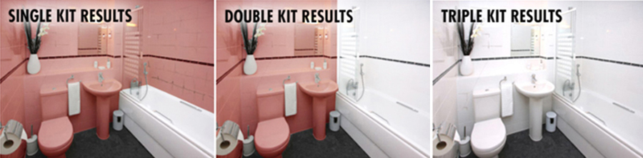 bathroom epoxy refinishing kit