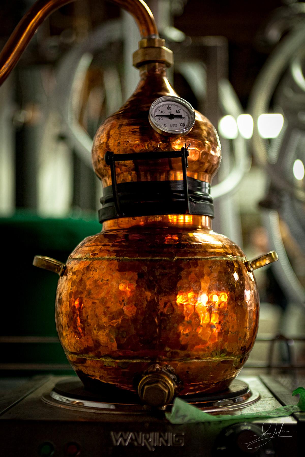Worldwide Photowalk Distillery Tour Testing