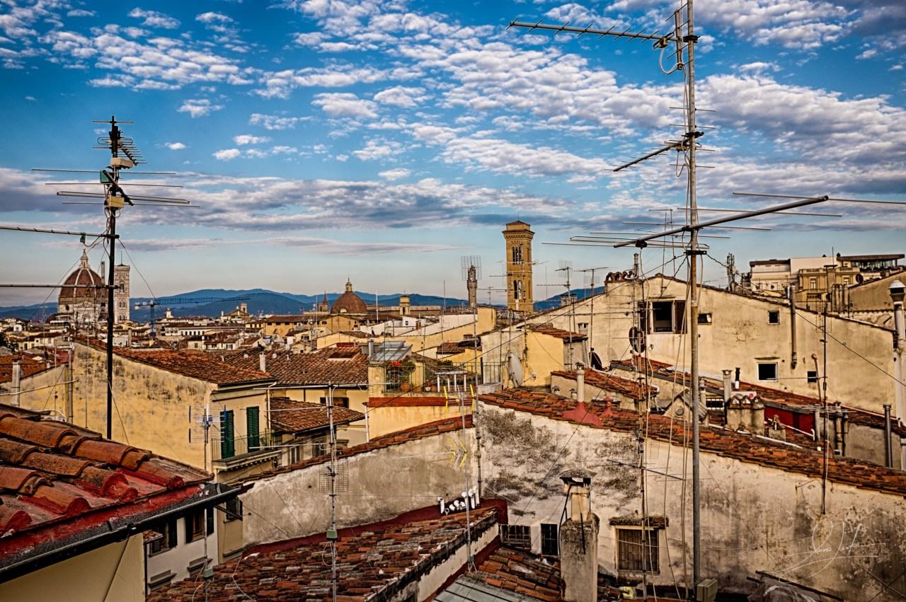Rooftops in Firenze