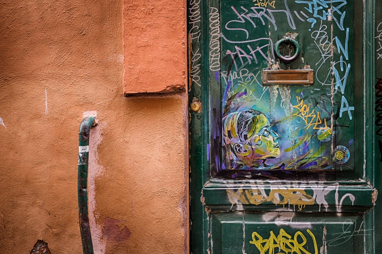 Trastevere-Graffiti