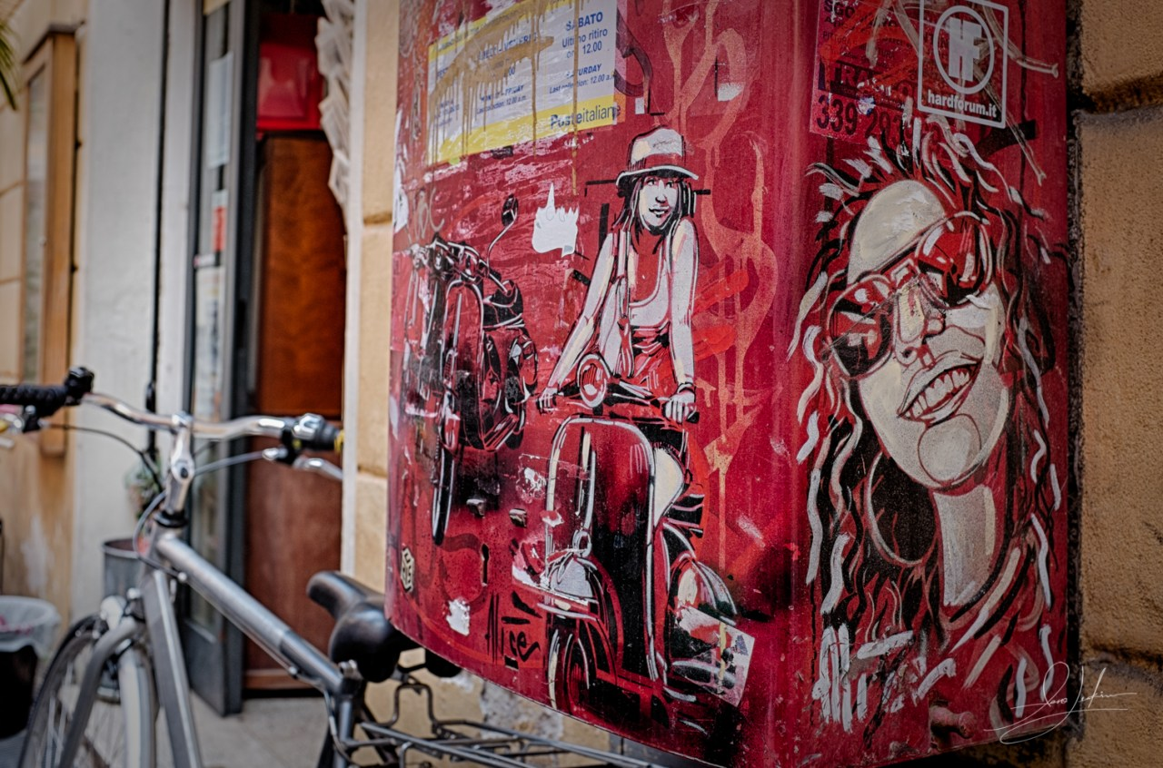 Trastevere-Post-Graffiti