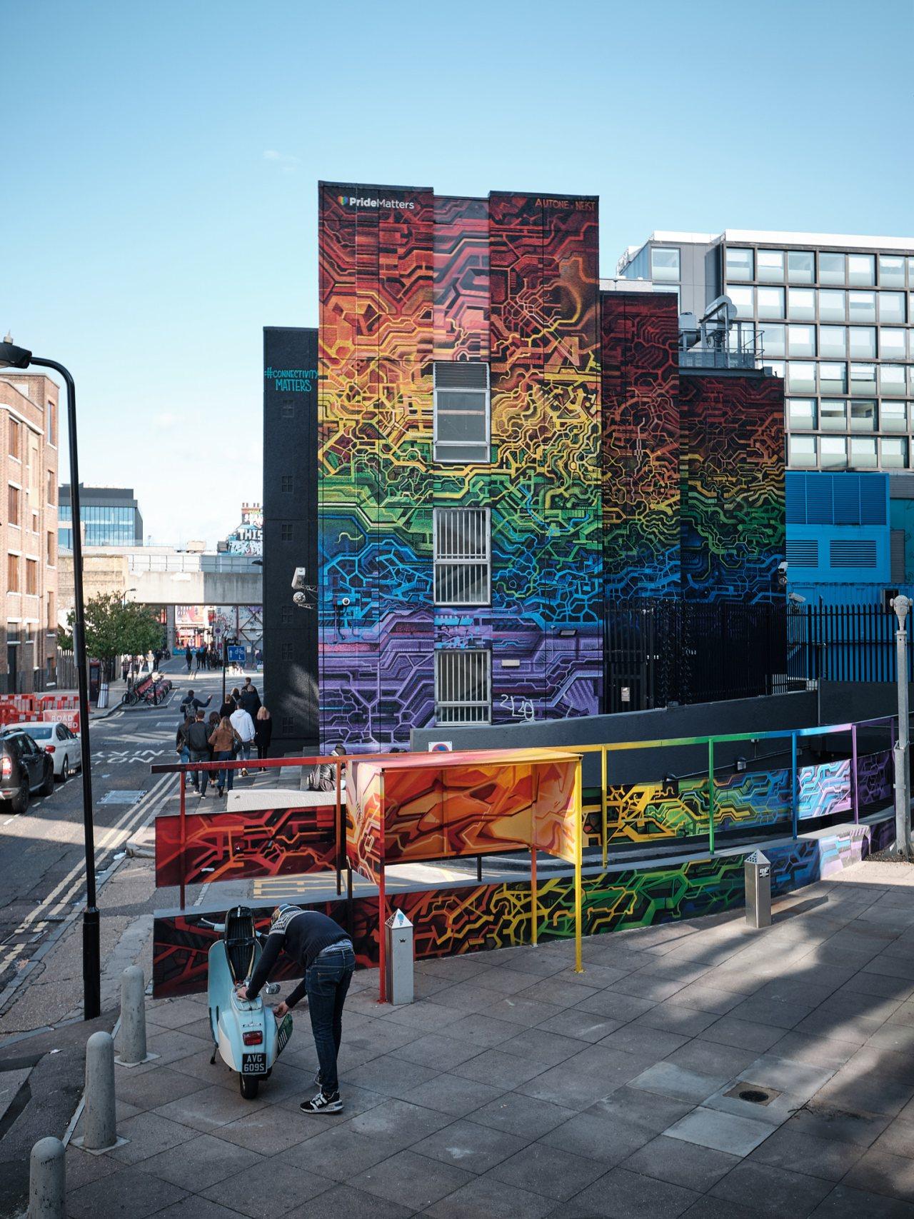 Connectivity Matters - Shoreditch, London