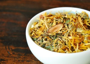 Cold and Flu HEALING BLEND Side