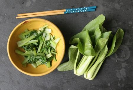 Healthy Stir-Fried Bok Choy Recipe