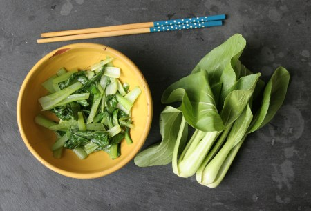 Healthy Stir-Fried Bok Choy Recipe