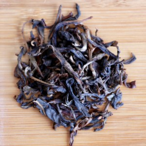 exceptional teas: raw pu'er