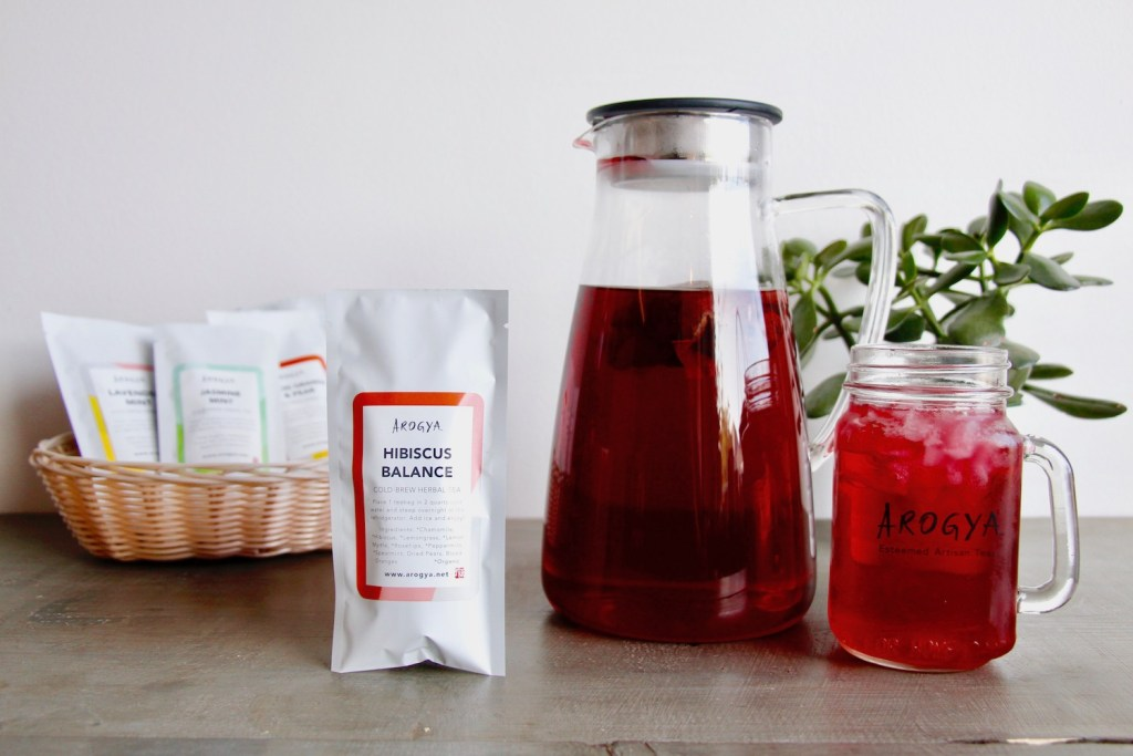 how to make cold brew iced tea
