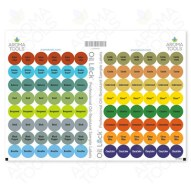 Oil Lock™ Sample Label Set