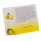 Premium Essential Oil Sample Cards