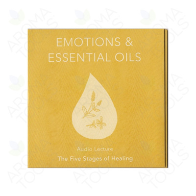 """""""Emotions & Essential Oils: The Five Stages of Healing"""" CD"""