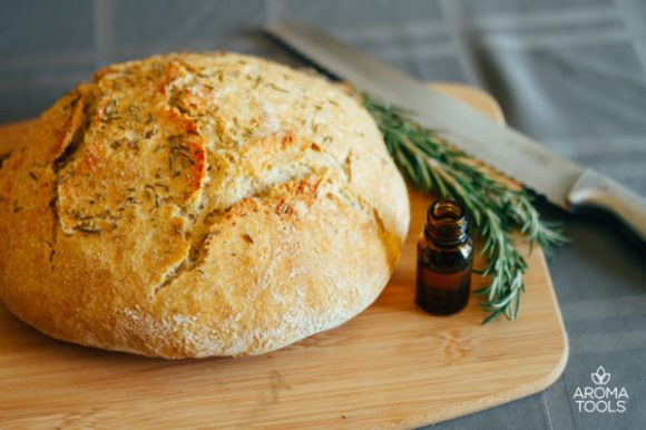 Rosemary Sourdough Bread