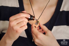 Aromatherapy Jewelry Blends